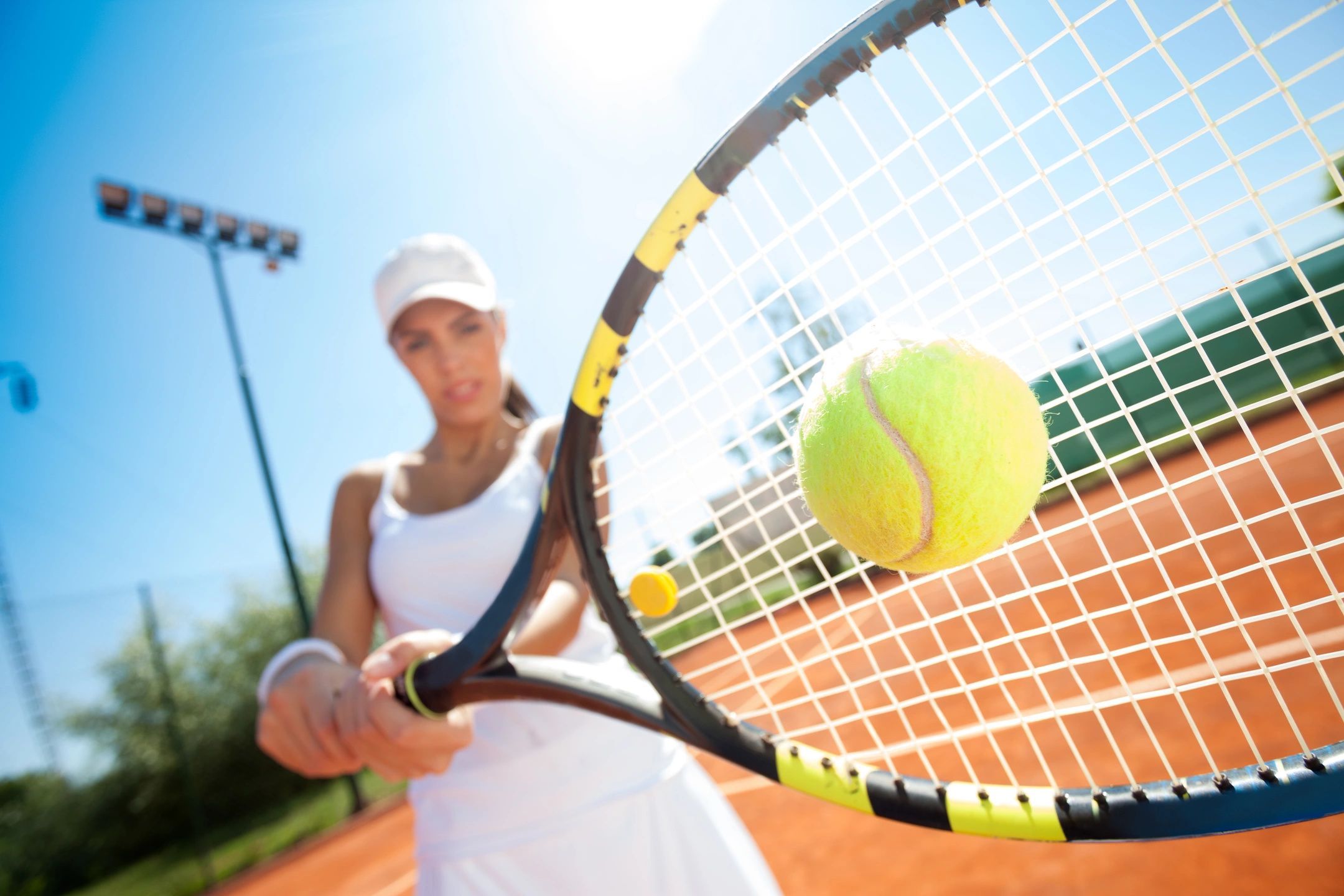 Traveling Tennis Pros - Tennis Lessons